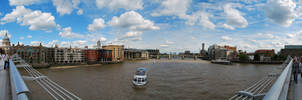Thames river 4 by XanTyp