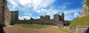 Windsor Castle 4 by XanTyp