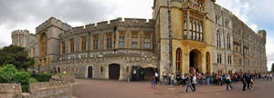 Windsor Castle 5 by XanTyp
