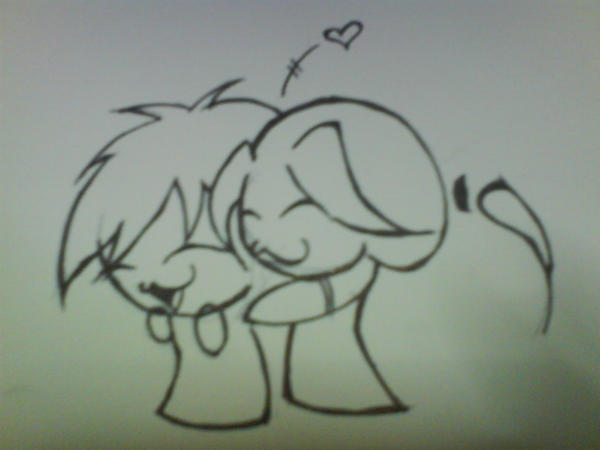 96 How To Draw A Hugging Couple Easy Drawing For Kids Youtube How