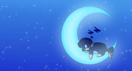 Moonlit Slumber by Emism