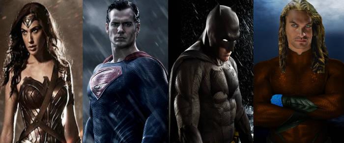 DC Super Friends cinematic universe