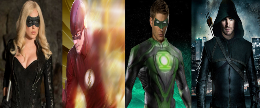 DC: CWverse by MadFacedkid