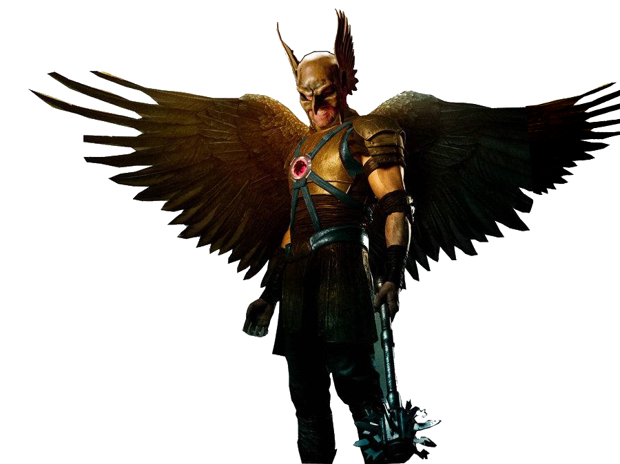 Hawkman by MadFacedkid