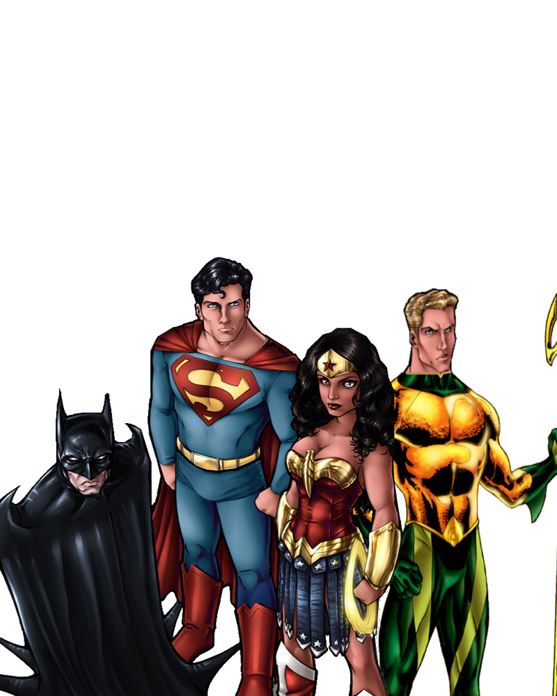 Superfriends by MadFacedkid