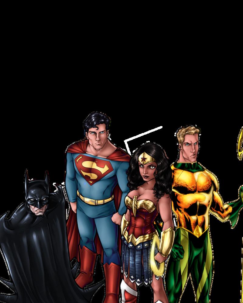 Superfriends by MadFacedkid