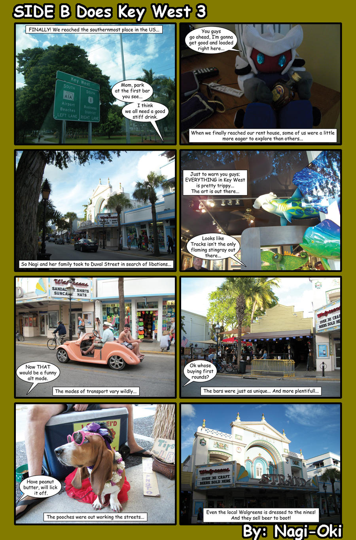 SIDE B Does Key West 3 by Nagi-Oki