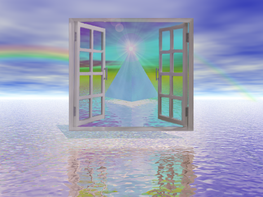 Window to Another Dimension by catelee2u