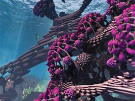The Magic Reef by catelee2u