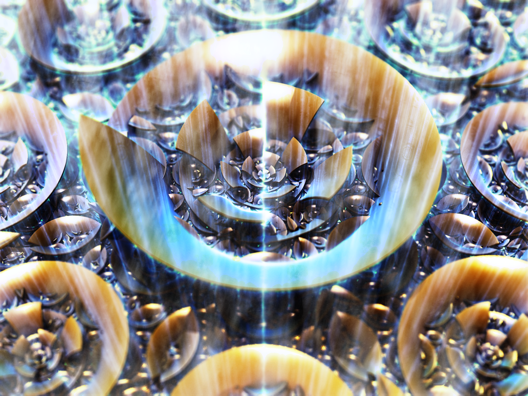 Metallic Dawn by catelee2u