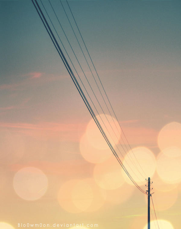 Somewhere by Blo0wm0on