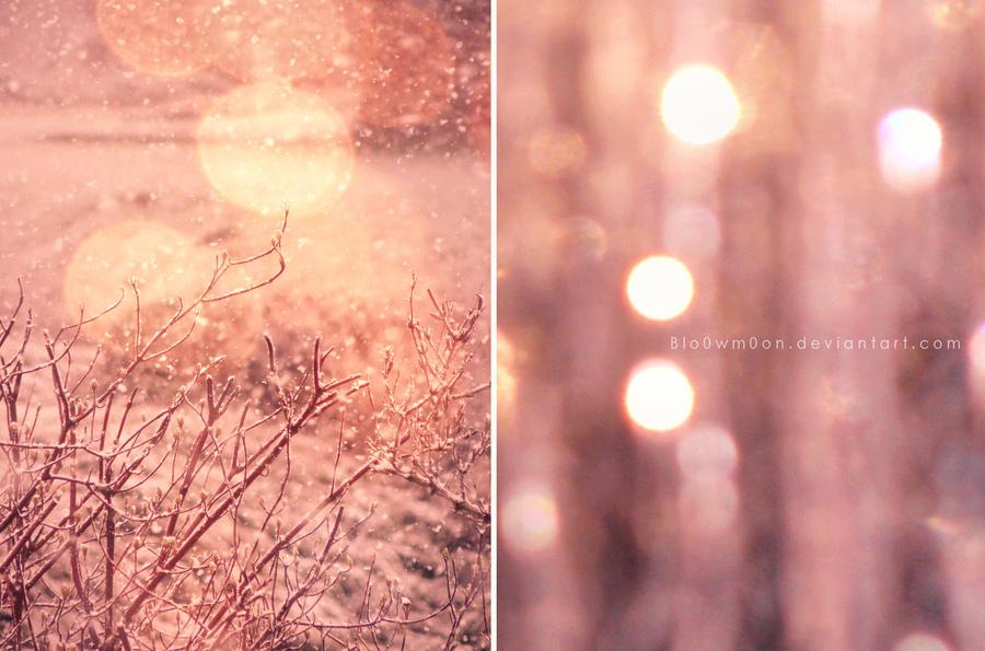 A la lueur du printemps by Blo0wm0on