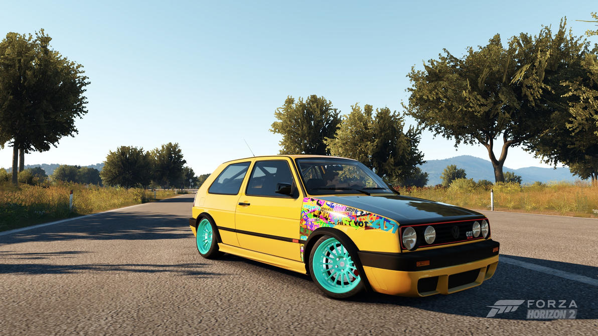 GTI Stance by DrifterXRacer