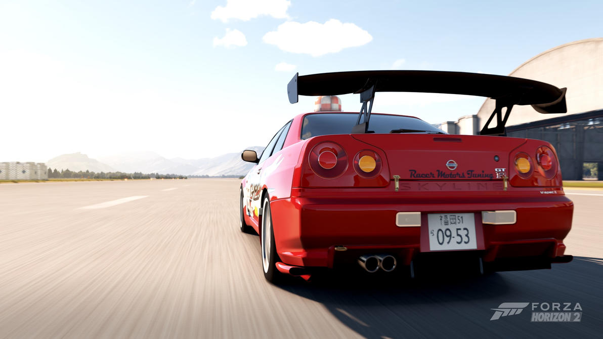 Skyline Racing by DrifterXRacer