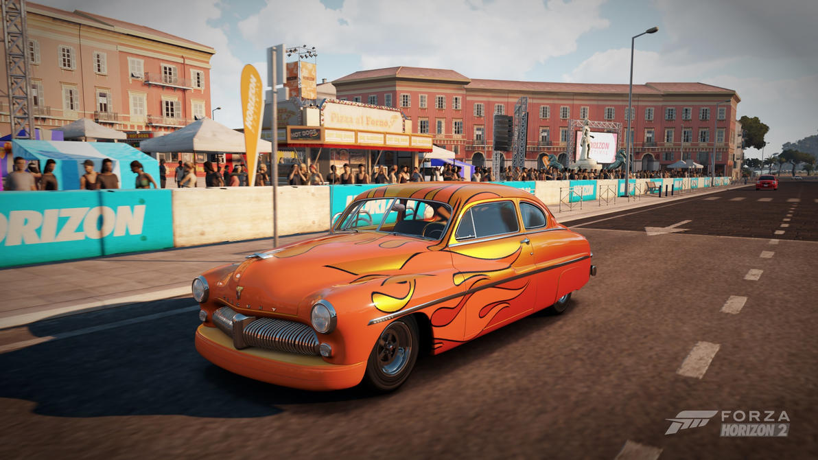 First Mercury Coupe by DrifterXRacer