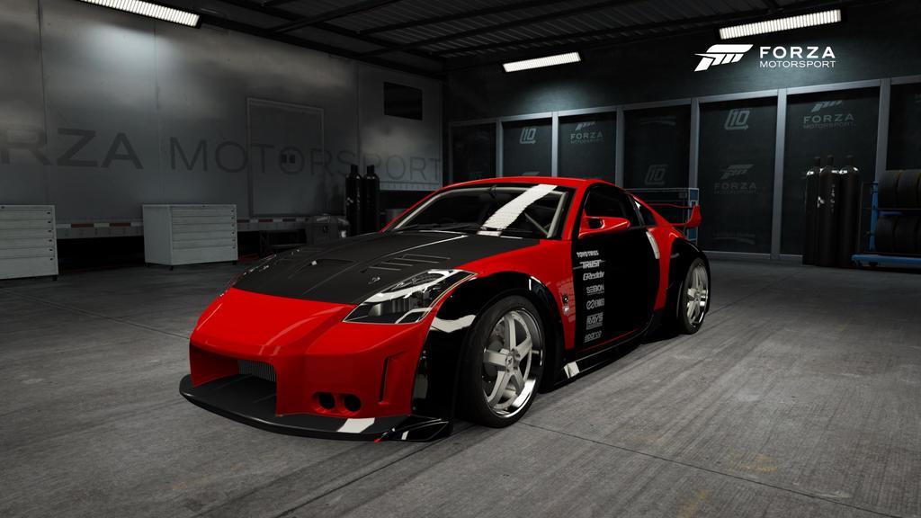 Forza Motorsport 6 Veilside 350Z by DrifterXRacer