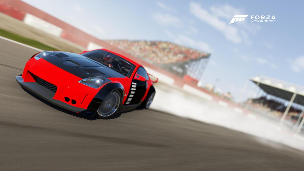 Drifting That Veil Sideways by DrifterXRacer