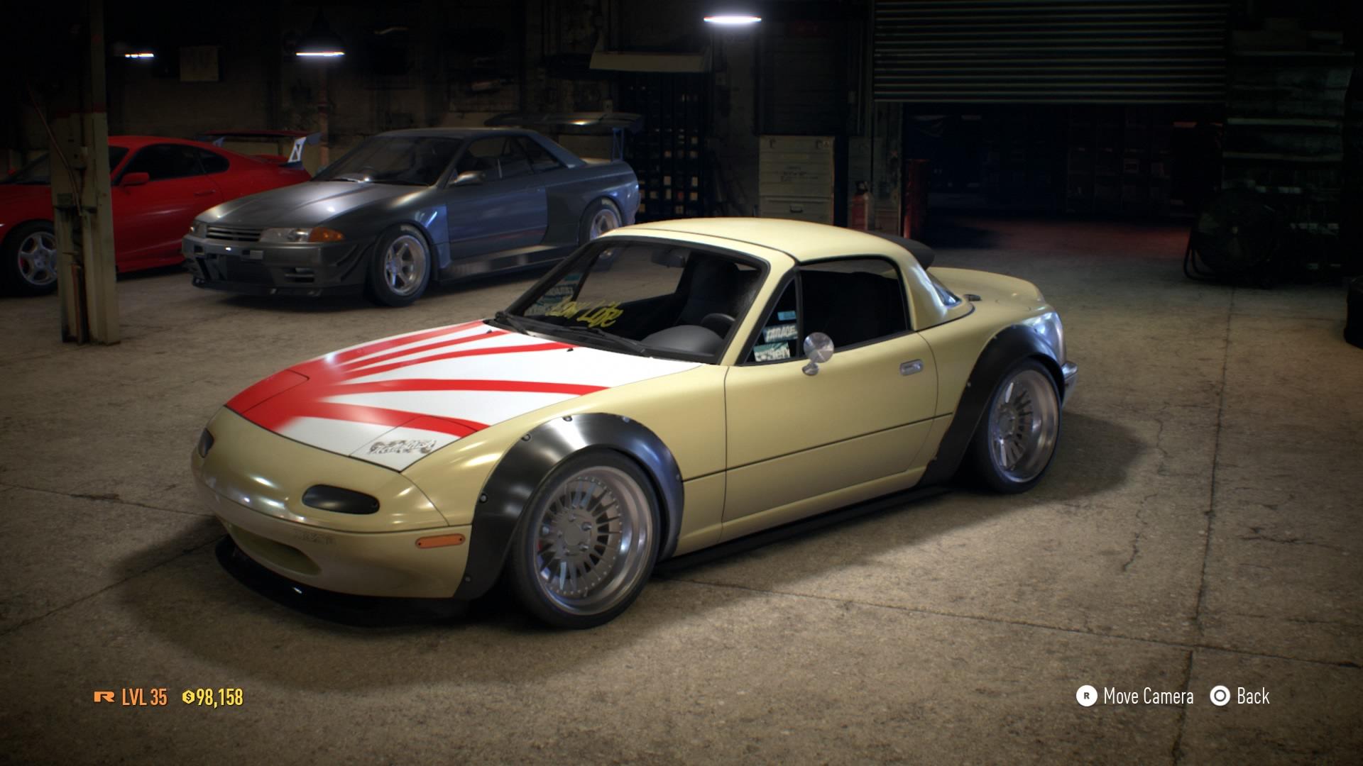 NFS 2015 Mazda MX-5 Low Life Miata Left by DrifterXRacer ...