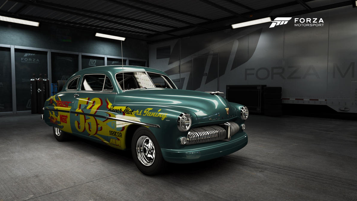 Mercury Coupe Dragster by DrifterXRacer