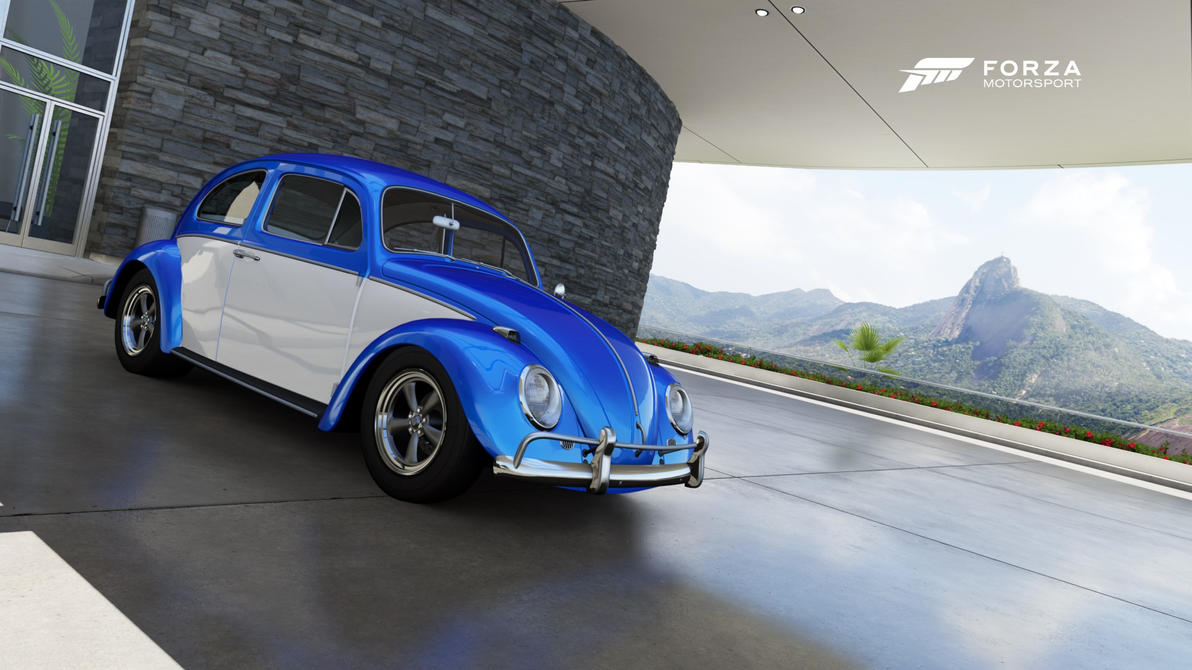 New VW Dragster by DrifterXRacer