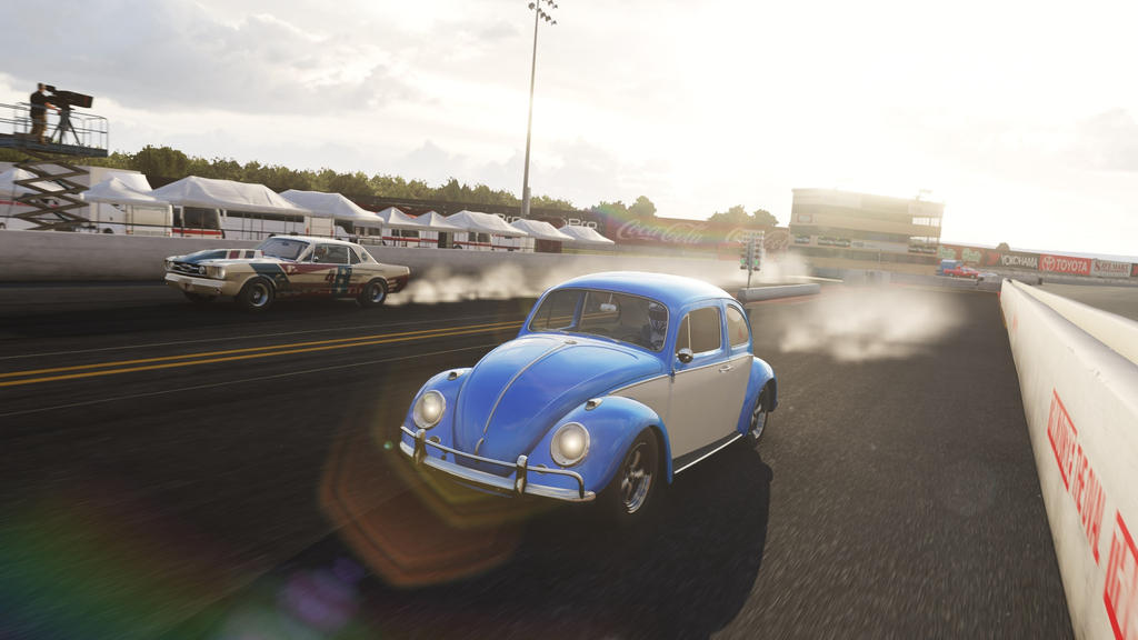 Beetle Off The Line by DrifterXRacer