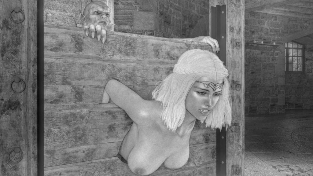 fantasy_dungeon010 by Gun3d