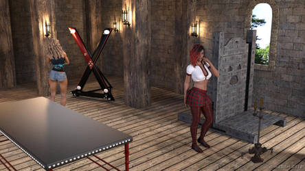The private museum of the inquisition dc-020promo by Gun3d