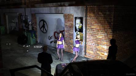 A Mystery Alley Dc-009 by Gun3d