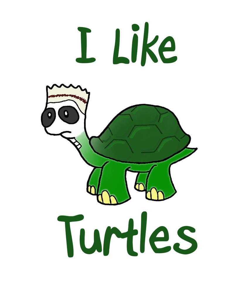 /// I_Like_Turtles_by_MaxGraphix
