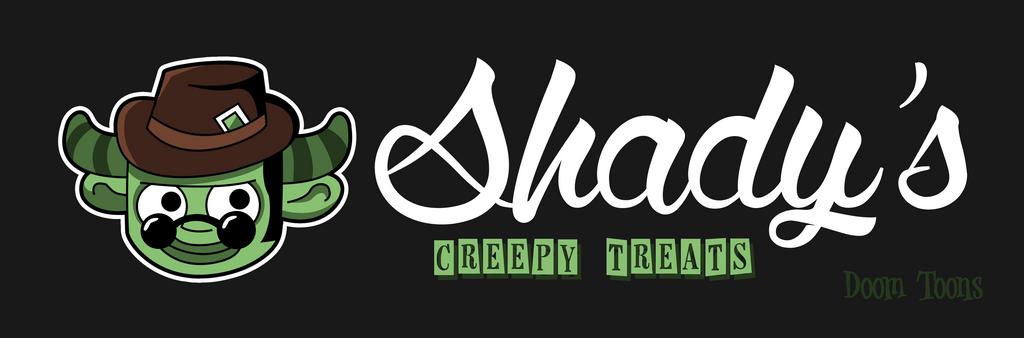 Shadys Creepy Treats by MaxGraphix
