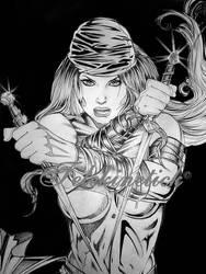 Elektra by telekinetick