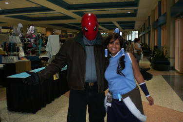 Jason Todd and Myself by AxelsPurpleRose
