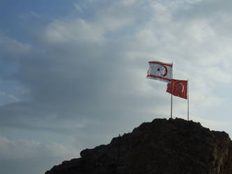 waving flags by 0-carnivaeen-0