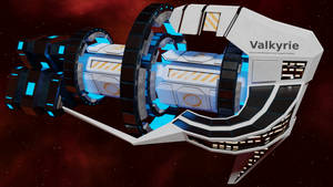 Valkyrie - Advanced Research and Support Vessel