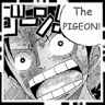 THE PIGEON by Snuckledrops