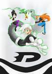 Team Phantom on Tail