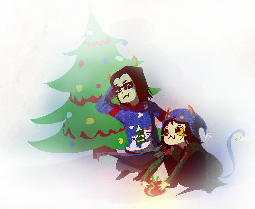 merry christmas by 0-Banana-0