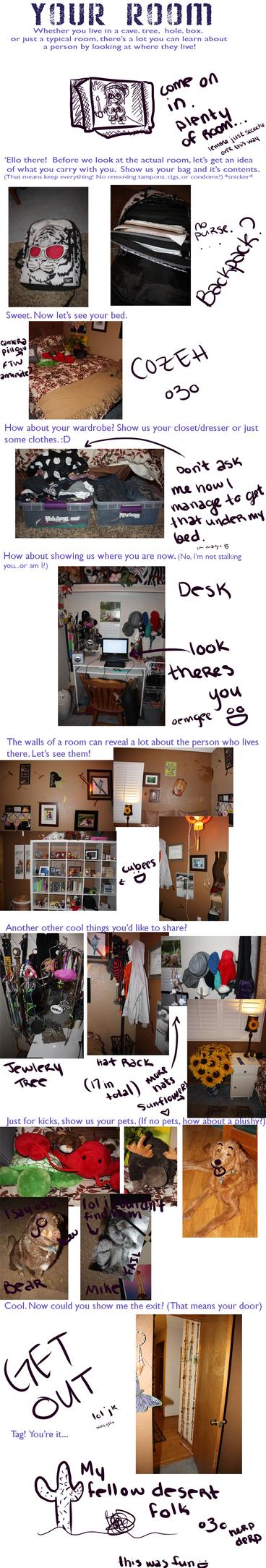 My room meme by falling-featherz