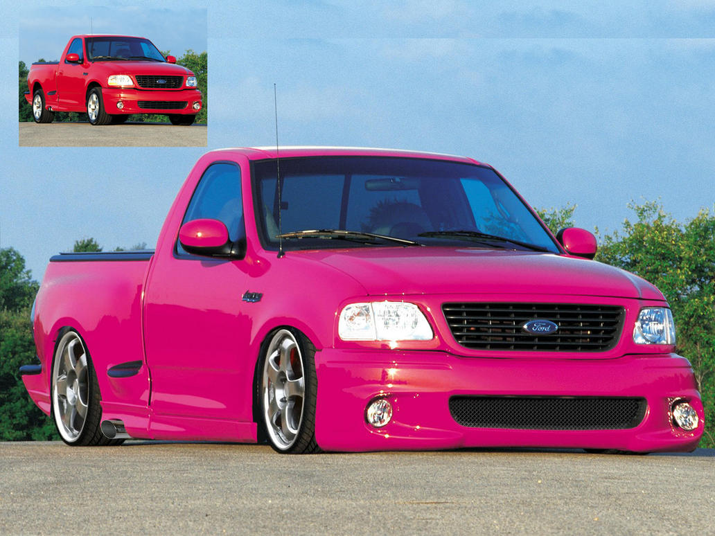 Ford SVT Lightning By Ricardo88 ...