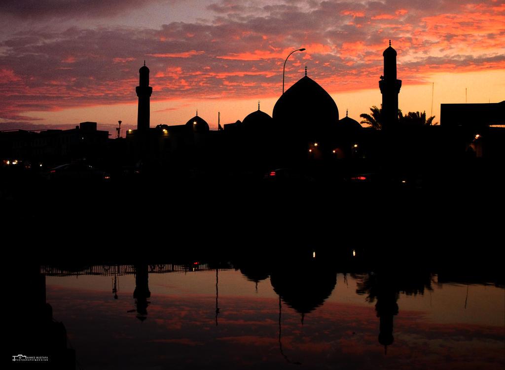 reflection by AhmedALRsam