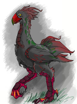 Cockatrice aka War Chicken