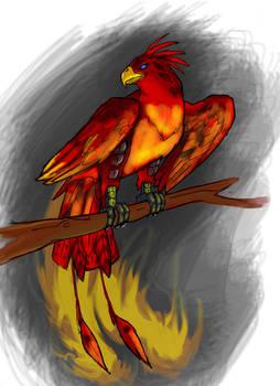 Pheonix (fire)
