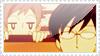 Kaoru and Kyoya stamp by wallabby