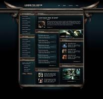 Heavy gaming design by nodethirtythree
