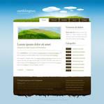 Free template 'EarthlingTwo'