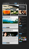 Magazine/blog theme