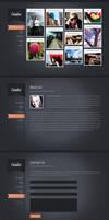 Interactive Portfolio Theme