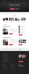 Yet Another Responsive Theme by nodethirtythree