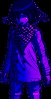 just a blue kokichi