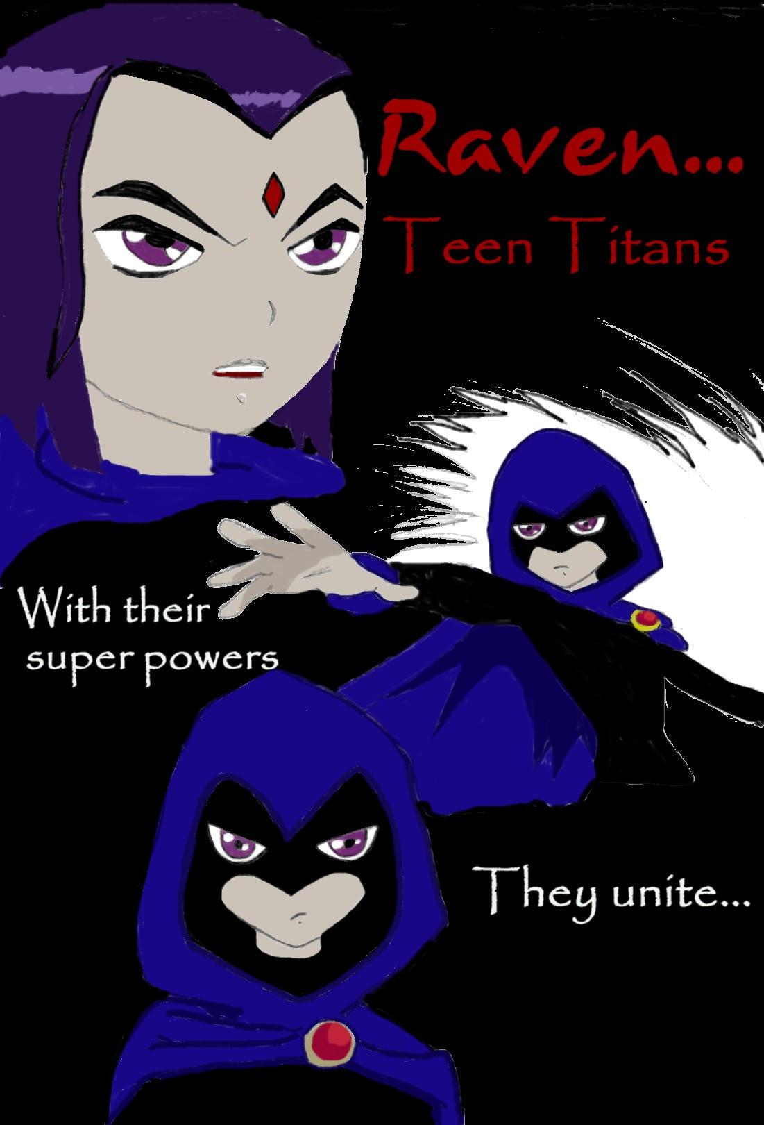 Raven of Teen Titans by Art Goddess teen sex, mature young